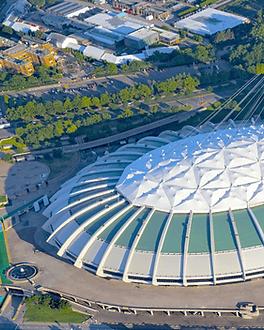 INS Qc, Stade Olympique, Montréal, Qc, C