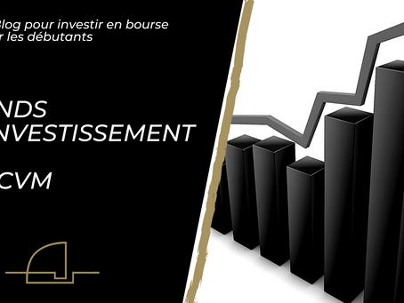 Qu'est ce qu'un fonds d'investissement (OPCVM) ?