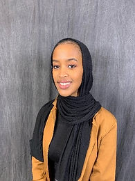 Fall 2019 Recipient: Ayentu Hassan