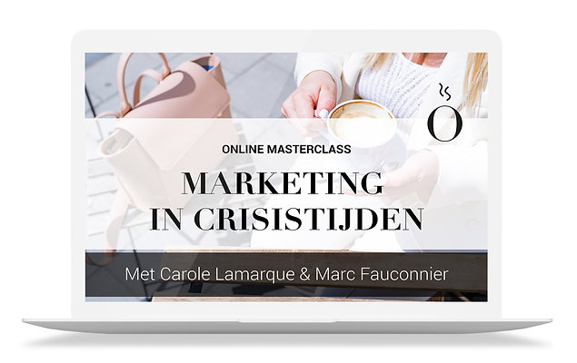MARKETING IN CRISISTIJDEN