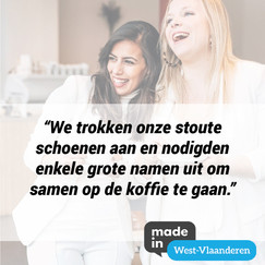 Made in West-Vlaaderen - 50 Koffies
