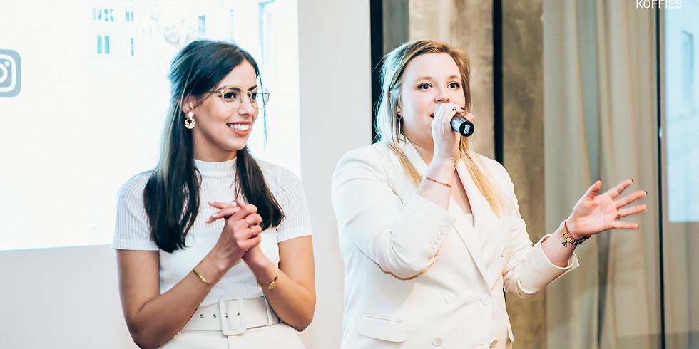 CAFÉ PARLÉ: with bold women Elske Doets