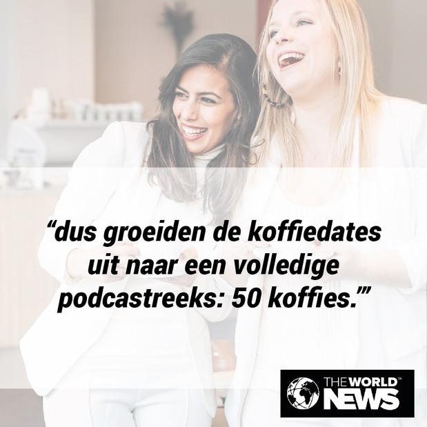 The Worldnews - 50 Koffies