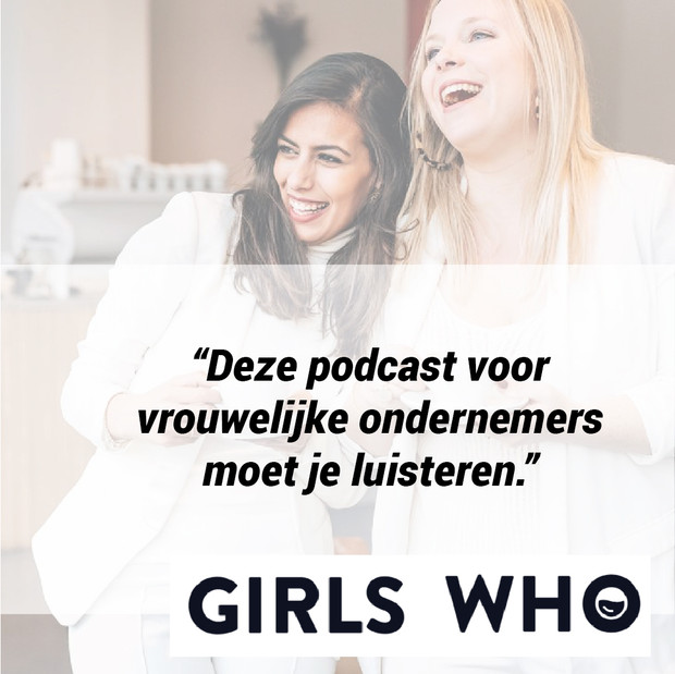 GIRLS WHO - 50 Koffies