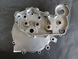 Car Part Restored with Vapour Blasting