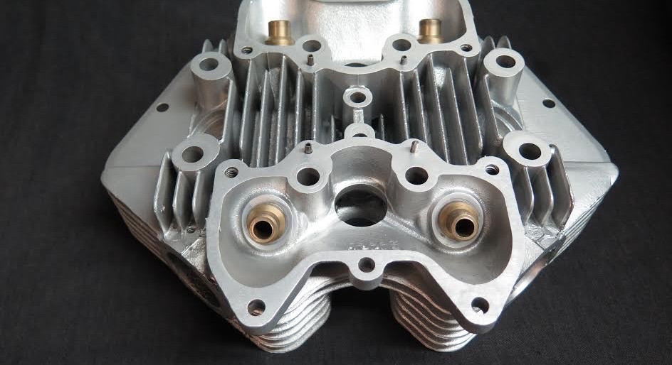 Vapour Blast Engine Part