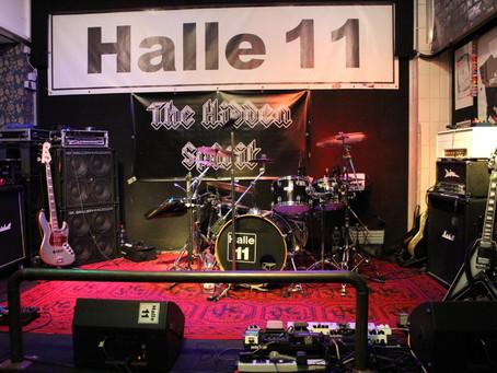 Halle 11 - Sievershütten
