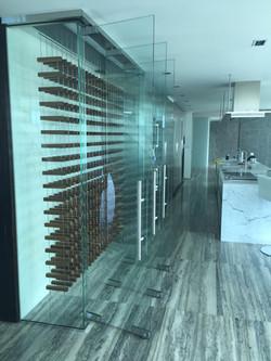 Wine Room Open Door pic