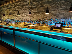 Bar Top Glass Front face, Hackensack, FB