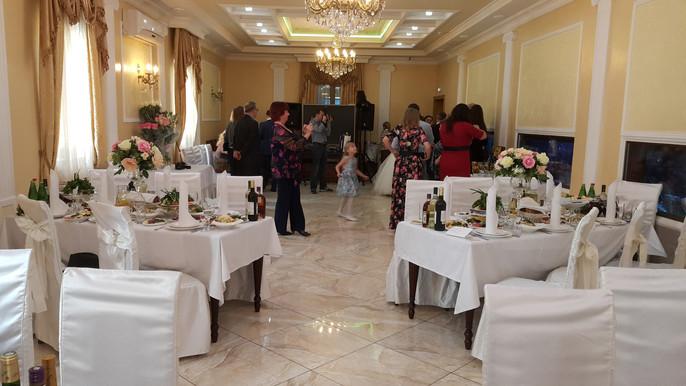 Банкет-свадьба Анастасии и Михаила в г.Москва