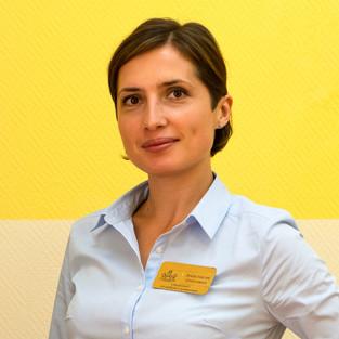 Макеева Анна Николаевна