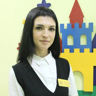 Жикова Александра Сергеевна