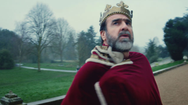 Liam Gallagher 'Once' feat Eric Cantona