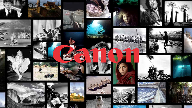 Canon 'A Shot Away'