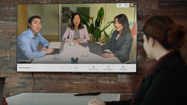 Google 'Meet'