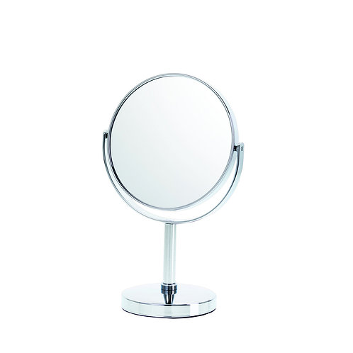 Зеркало 14 см х 5 увеличение на подставке. Арт. D651GR