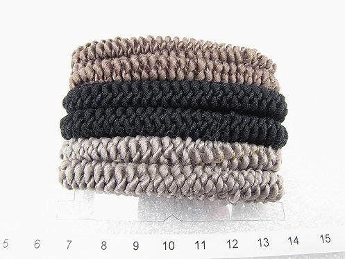 Набор резинок плетеных Basic.  Арт. 38202