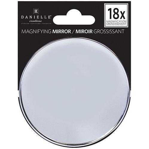 Зеркало на липучке 9см х18 увеличение. Арт. D341