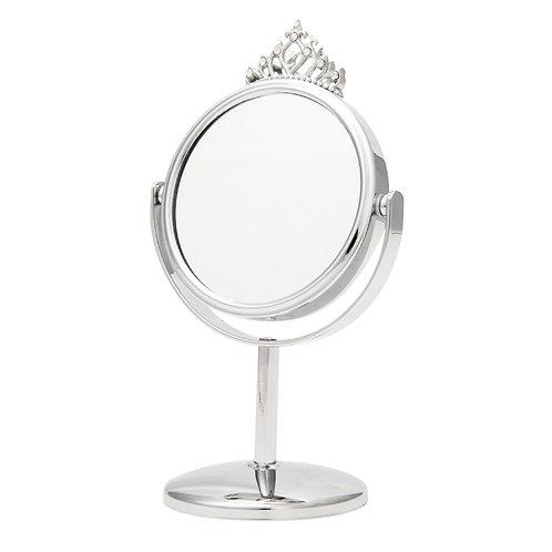 Зеркало мини 8,3 см х 4 увеличение. Арт.D6608