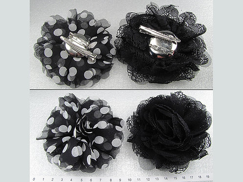 Заколка-пеликан Flower | Prime collection. Арт. P34550