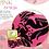 Thumbnail: Большой сундучок с зеркалом Pink  Crush. Арт. 8437