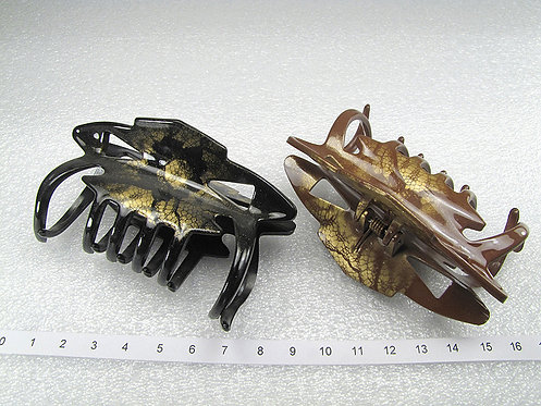 Заколка-краб большая Alisa | Prime collection. Арт. P34179