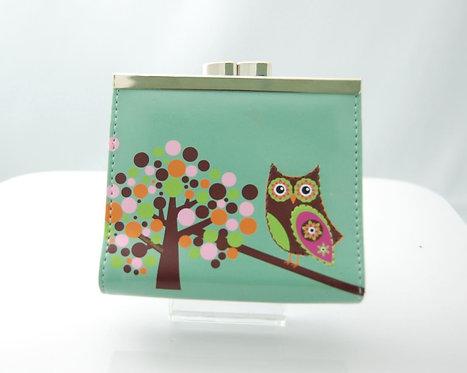 Маленький кошелек Retro Owl