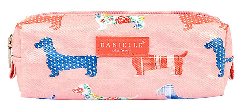 Косметичка - карандашница Pink Dachshund. Арт. 51030