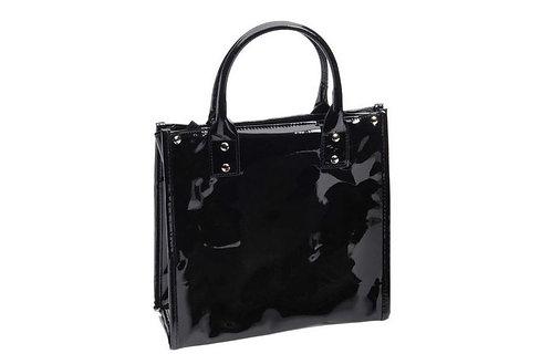 Термо - сумочка для ланча и косметики чёрная. Арт. d6800b