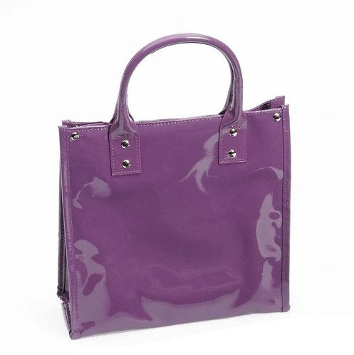 Термо - сумочка для ланча и косметики фиолетовая. Арт. d6800e
