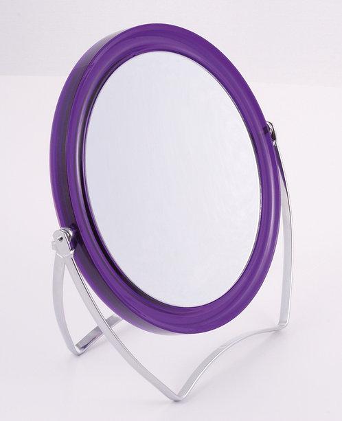Зеркало 15см х 5 увеличение. Три цвета. Арт. 49