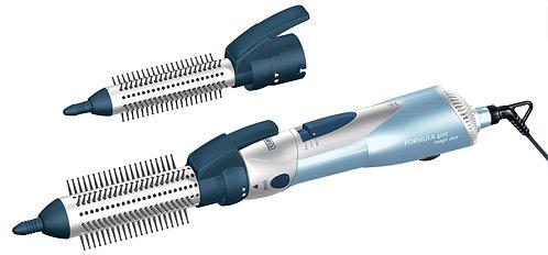 Фен-щетка для завивки и укладки с двумя насадками. Арт. 3740-2R