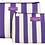 Thumbnail: Косметичка большая Purple Strip - что это?