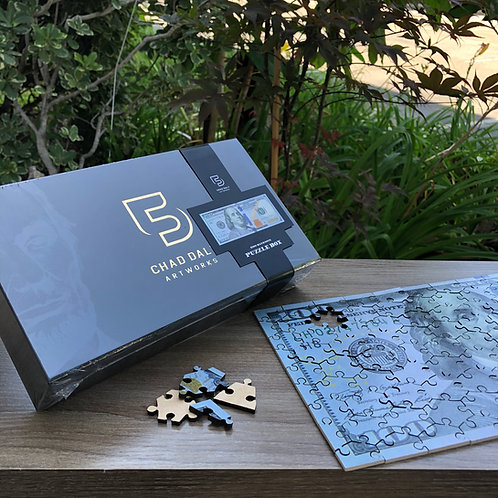 Banknote Puzzle $100