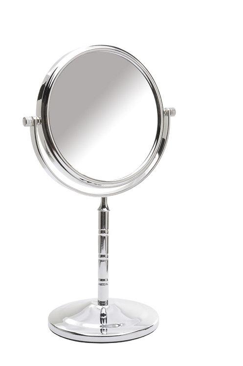 Зеркало 15 см х5 увеличение - Хром. Арт. D804