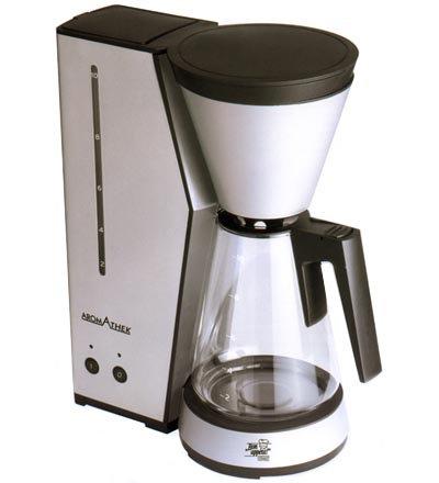 Электрическая кофеварка с функцией поддержания t°. Арт. 9607