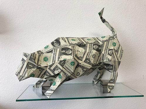 $1 Money Bull