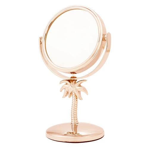 Зеркало мини 8,3 см х 4 увеличение. Арт.D0419RG