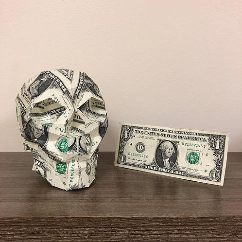 Money Skull $1