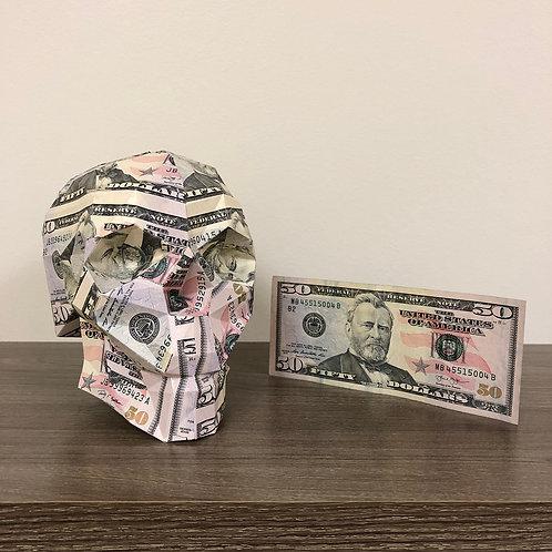 Money Skull $50