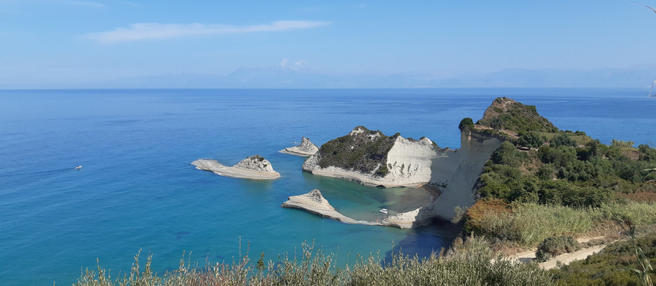 Corfu Blogger: March Flight £42! & Village Tours Update.