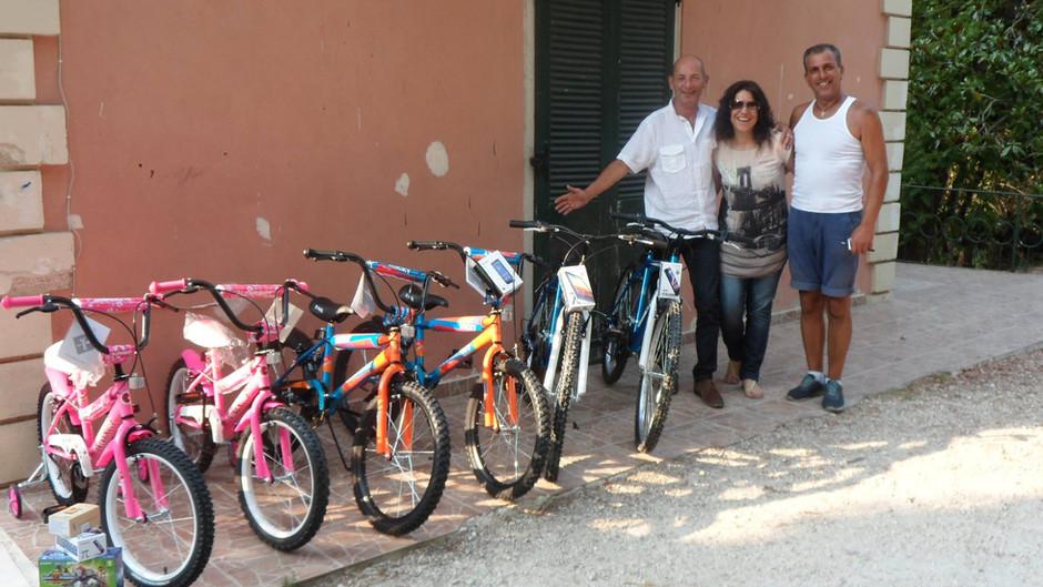 Corfu Blog: 1st Holiday, PDF eBooks, & Charities.