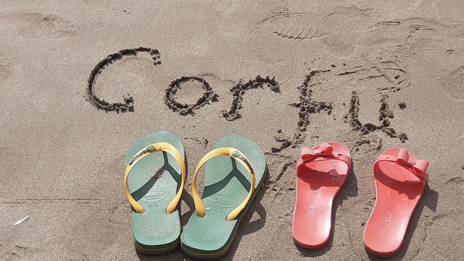 Corfu Blog: Corfu, Covid 19 & Charities.