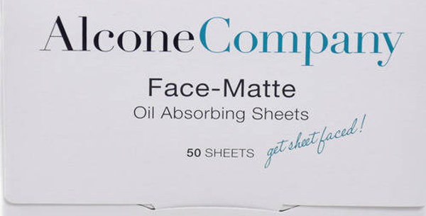 Alcone Company Face-Matte, Oil Absorbing Sheets
