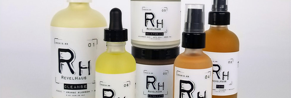 REVELHAUS Skin Collection