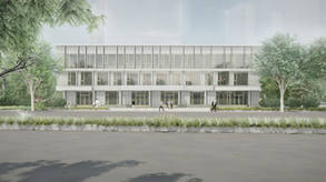 Jingan Insurance Center, Shanghai 2020-