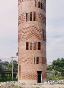 Water tower, Shanghai 2019-