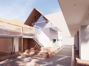 Tianzifang courtyard renovation, 2021-