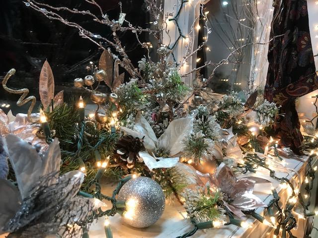 Winter sparkles through our store!