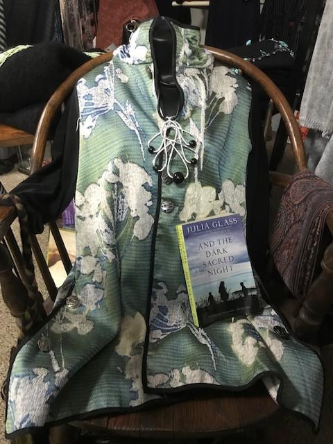 Gorgeous reversible vests!
